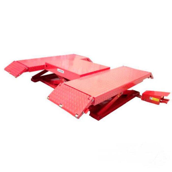 Подъёмник ножничный пневматический усиленный PPN-4000K AIRKRAFT