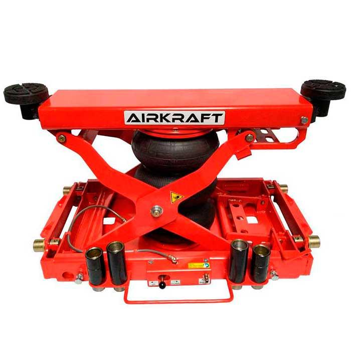 Траверса пневматическая ножничная усиленная 4,2 тонны AIRKRAFT TPNU-420